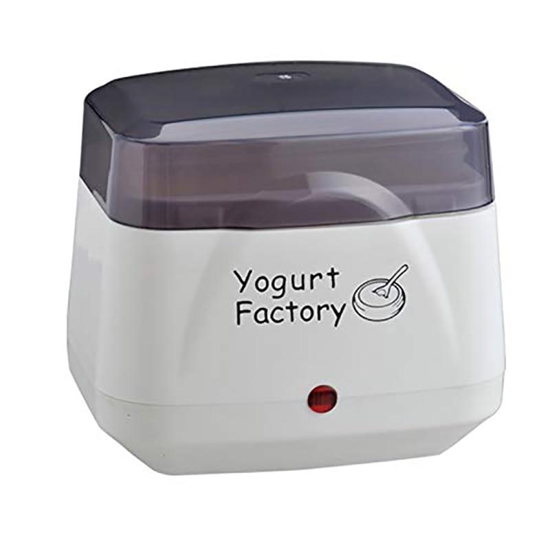 SANQ Yogurt Maker Machine Electric Yogurt Maker Free Storage Container & Lid Perfect For Organic, Sweetened, Flavored, Plain O