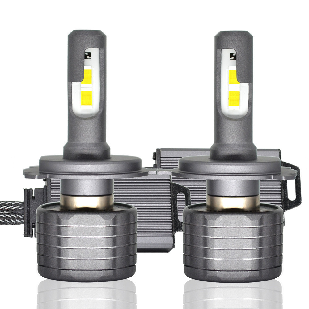 2 pièces CSP H8 H11 Lampe H4 Led H7 H1 H3 D'ampoules De Phare de Voiture Pour Auto S1 N1 H27 881 HB3 HB4 Led Automobile 12 V 120 W 10000LM 6500 K