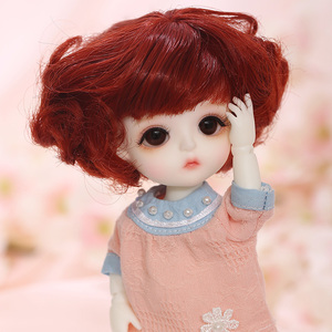 Image 2 - LCC Baby Miu 1/8 BJD SD Resin Figures Model Baby Dolls Eyes High Quality Gifts For Christmas Or Birthday