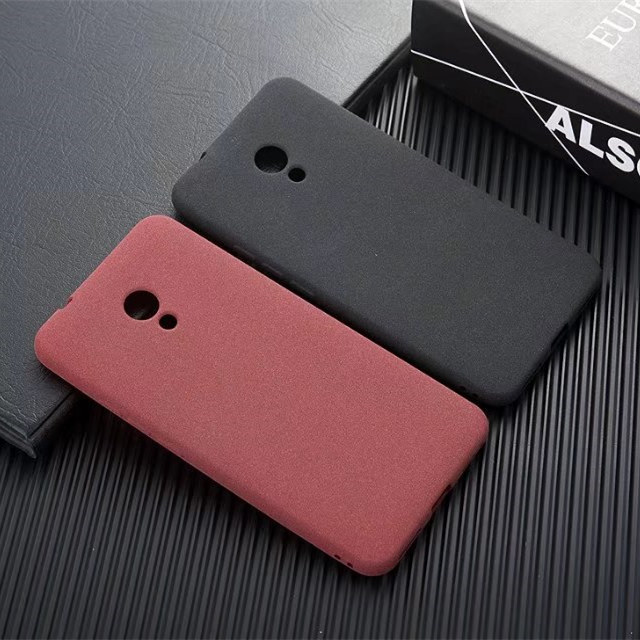 Fashion Soft TPU Silicon Case For Meizu 16X <font><b>15</b></font> 16 M15 M16 Plus Lite M3 M3S M5 M5S M6 S6 6T Mini Note MX6 M6S Matte Fluffy Cover image