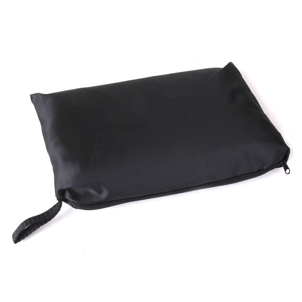 Gate Check Travel Bag for Standard and Double Strollers 117 x 53 x 33cm Black in Travel Bags from Luggage Bags