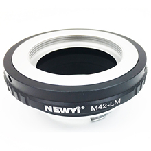 NEWYI M42-LM adapter for M42 Lens to Leica M LM camera M9 with TECHART LM-EA7,M42 Lens Adapter Converter to L-eica M Camera M24 все цены