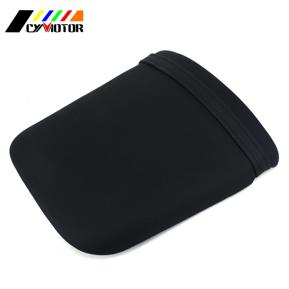 Us 31 07 14 Off Motorcycle Rear Pillion Leather Soft Seat Cover For Honda Cbr600rr 2003 2004 2005 2006 Cbr1000rr 04 05 06 07 Cbr 600rr 1000rr On