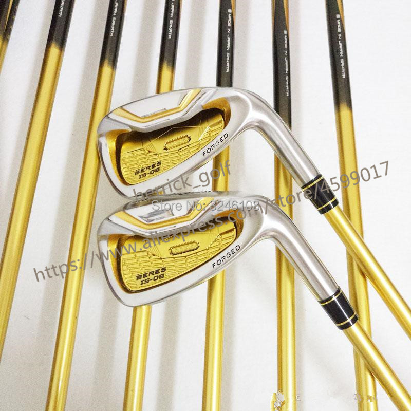 Golf Clubs set HONMA S 06 4Star Golf Irons set 4 11 A S Graphite Golf