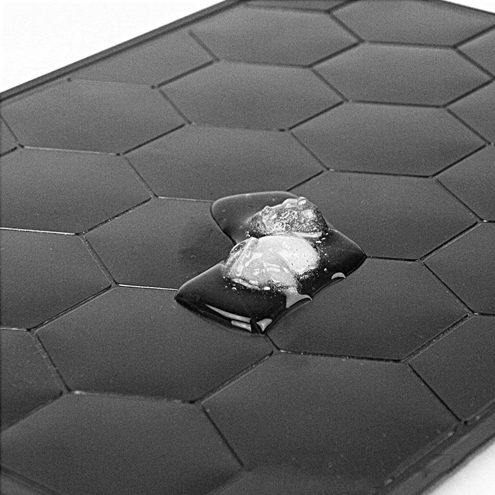 New Fast Defrosting Meat Tray Turtle shell Design Aluminum