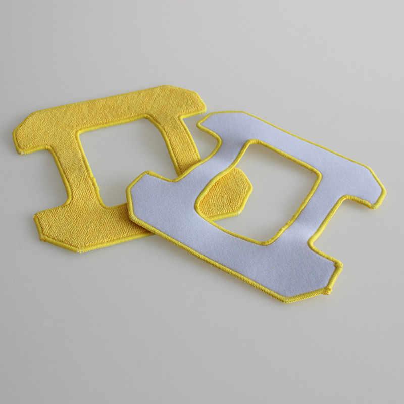 Nova 5pcs mop molhado para hobot 268 janela limpo Limpador de janelas de vidro pano de microfibra mop pano chorão Parte