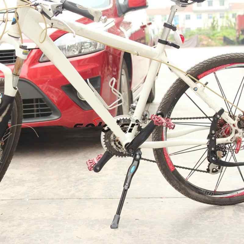 16/24/26 inch Fiets Stand Kickstand Parking Rekken Ondersteuning Side Stand Voet Brace MTB Road Mountainbike staan Aluminiumlegering