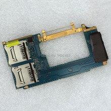 Usado grande togo placa de circuito principal placa pcb peças de reparo para nikon d750 slr