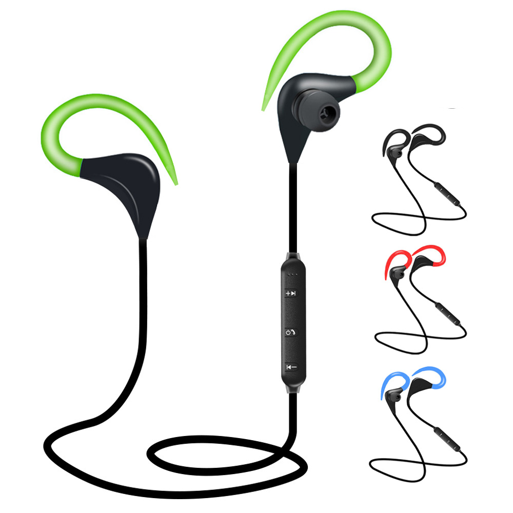 Bluetooth Earphone Wireless Headphones Mini Handsfree Bluetooth Headset With Mic Hidden Earbuds For iPhone all Smart Phone magnetic attraction bluetooth earphone headset waterproof sports 4.2