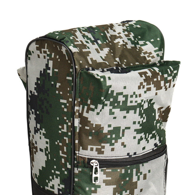 90x70cm Outdoor Camouflage y Cross Bow Bag Light Weight Bow Military Storage Case Hunting Sports Entertainment Accessory Sports & Entertainment
