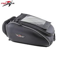 Pro biker Motorcycle Tank Bag Motor Waterproof Backpack Bags For Carry Full Face Helmet G XZ 002