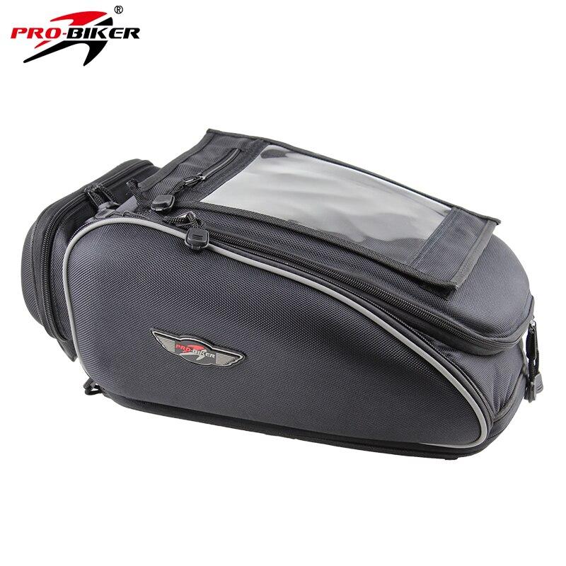 Pro-biker moto réservoir sac moteur étanche sac à dos sacs pour transporter plein visage casque G-XZ-002