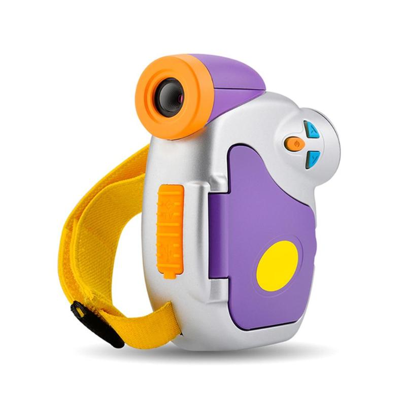 C7 1080P Children Kids Digital Video Camera 1.5Inch Full Color Display Cartoon 4