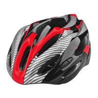 Bicycle Helmet Ultralight In-mold Cycling Helmet With Visor Breathable Road Mountain MTB Outdoor Bike Helmet