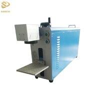 Wood acrylic leather SYNRAD RF laser tue 10W 30W 60W CO2 laser marking machine