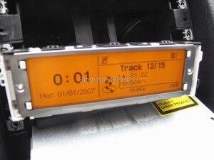 Image 3 - ¡Calidad superior! Pantalla de 12 pines compatible con USB, monitor de pantalla de aire de Zona Dual, Bluetooth para Peugeot 307 407 408 citroen C4 C5