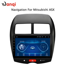 10.1 polegada 8.1 Android para Mitsubishi ASX (2013-2015) carro DVD GPS Navigation Radio Audio Video Multimedia System(China)