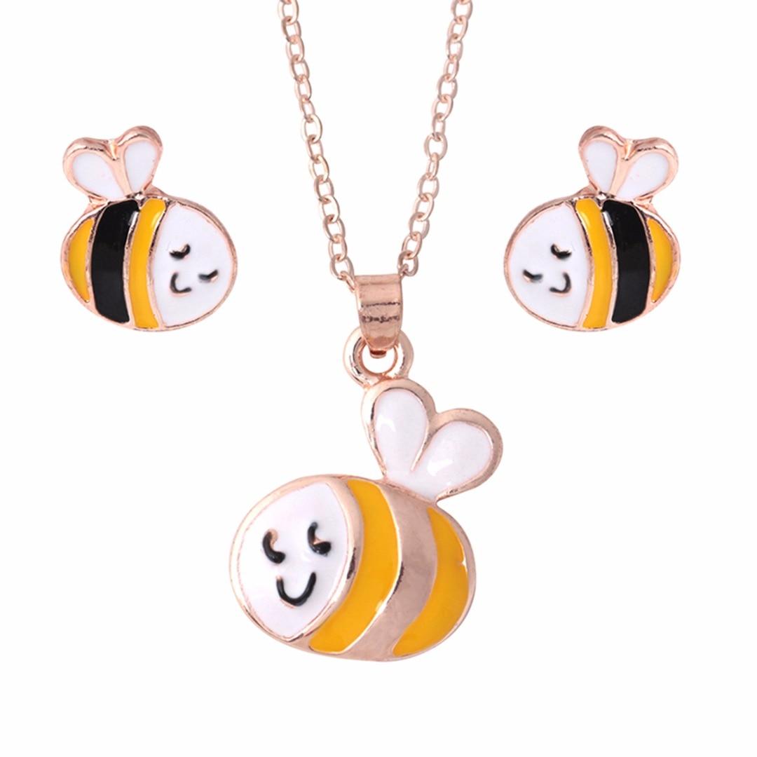 Cute Little Bee Necklace...