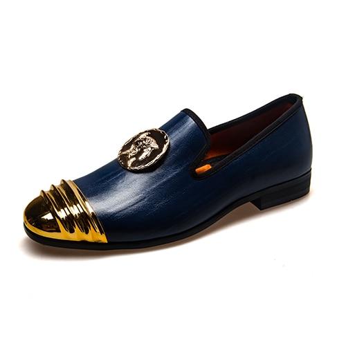 Masculinos Calçados Respirável azul Verão Meijiana Desodorante Dos Preto Plana Homens Casuais Sapatos laranja branco x1X0SB