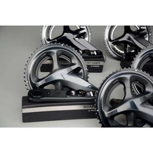 Image 3 - Bicycle Crank Chain wheel R8000 FC9100 Road Bike Power Meter Crankset Chain Wheel 170mm 172.5mm 50 34T 53 39T 52 36T