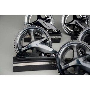 Image 3 - אופניים כננת שרשרת גלגל R8000 FC9100 כביש אופני כוח מטר Crankset שרשרת גלגל 170mm 172.5mm 50 34T 53 39T 52 36T