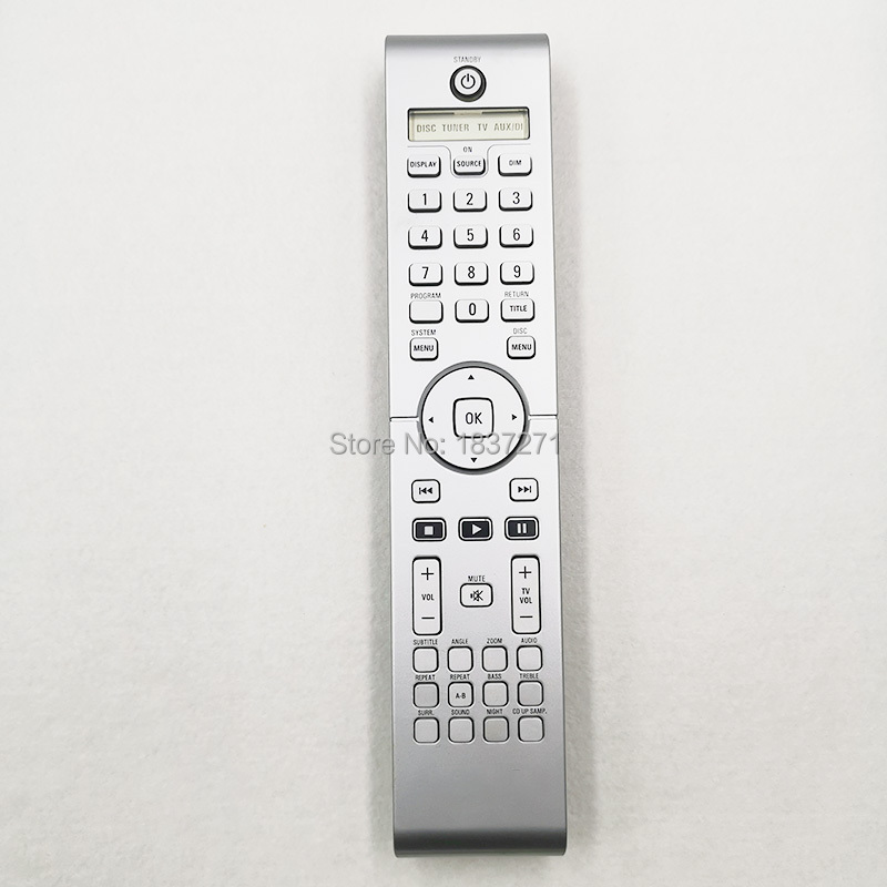 New Original Remote Control for philips HTS9800W home theatre image