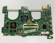 for ASUS N550 N550JV REV:2.0 I7-4700HQ GT750M Graphics card Laptop Motherboard Mainboard Tested стоимость