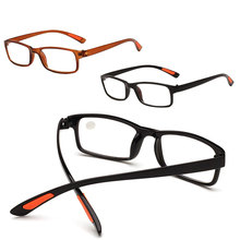 New Ultralight Rimless Reading Glasses Women Men Clear Lens Anti-Blu-Ray Computer Presbyopia Reader Blu
