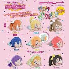 Kochaj życie pluszowe zabawki anime lovelive szkoła idol projekt Minami Kotori Sonoda Umi Ayase El urocza lalka 40cm cosplay poduszka prezent