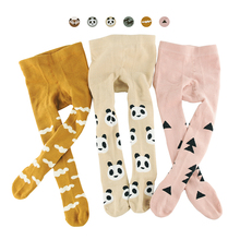 Pantyhose Tights Kids Stocking Warm Tights Cotton Children Baby Girls Boy Winter Stockings Toddler Pantyhose For 0-3 Years