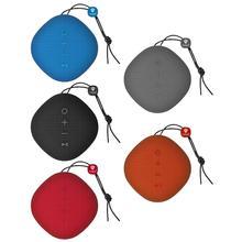 Für Lenyes Bluetooth Lautsprecher S801 Kreative Tragbare Lautsprecher Mini Outdoor Wireless Palm Akustik Wasserdicht Camping