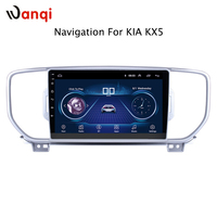 9 inch Android 8.1 car dvd player for KIA sportage 2016 2017 2018 KX5 gps navigation stereo 1G RAM 16G ROM