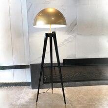 Modern Gold LED Floor Lamp Luxury Black Metal Light Lighting Living Room Bedroom Art Home Store Bar Decor Kitchen Fixtures