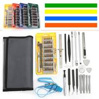 80 In 1 S2 Alloy Steel Screwdriver Set Precision Disassemble Opening Pry Repair Tool Kit For Phone Laptop Watch Mini Electronic