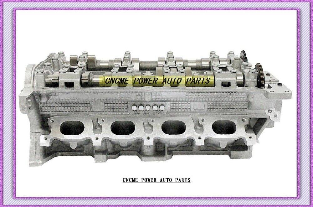 910 129 Complete Cylinder Head AVJ AVV AWD AWT AWU BAM BBU BEX BFB BJX AMK ANB APG APH APP APY AQX ARY ARZ AUG AUL AUM AUQ AVC