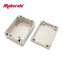 Waterproof Electronics Enclosures Case 115x90x55mm ABS Material Project Box For Outdoor Electrical Box Plastic Junction Box Hot цены