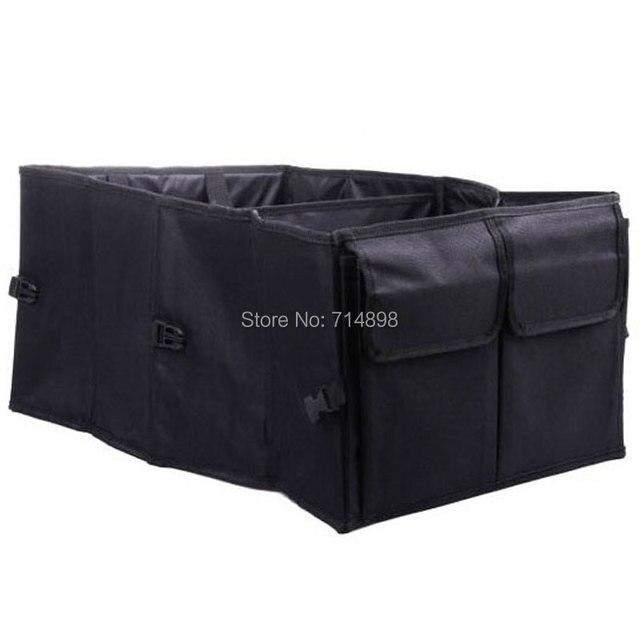 car storage bag car storage box case auto supplies trunk finishing car folding net box car accessories