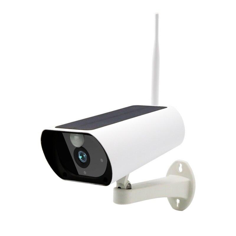 GENIUSPY X10 2MP 1080 P sans fil Cctv sécurité Pir capteur Wifi caméra solaire IP panneau solaire alimenté par batterie Cctv caméra extérieure