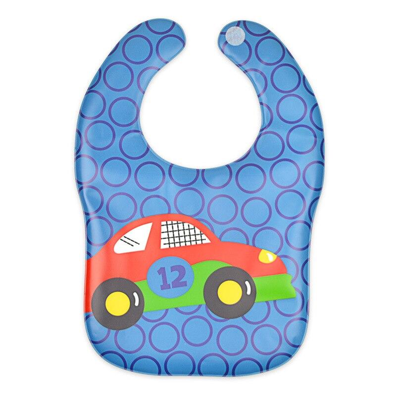 Niños eva baberos impermeables bebé dibujos animados lindo lavar - Ropa de bebé - foto 3