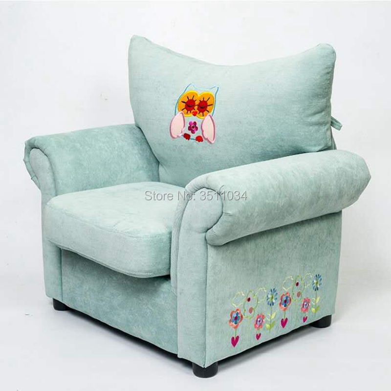 2018 Lovely Small Cartoon Sofa with Embroidery Patte Comfortable Living room leisure Bean bag sofa Students/Kids home furniture 2018 Lovely Small Cartoon Sofa with Embroidery Patte Comfortable Living room leisure Bean bag sofa Students/Kids home furniture
