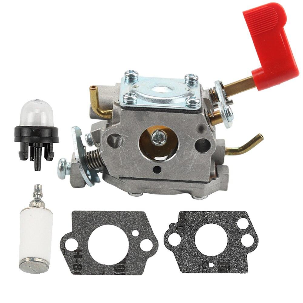 Carburetor Tune Up Kit For Poulan PP136E PPB100E PPB150E PPB200E Trimmer 545006017