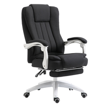 Meeting Cowhide Boss Genuine Leather Massage Chair luxury office ergonomic commercial furniture computer gaming study Work chair