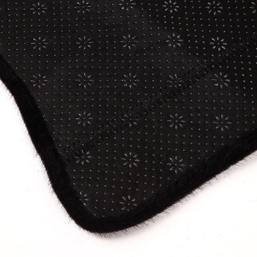 Vehemo фетр ткань приборной панели коврики приборной панели крышка оттенки тире коврики Pad для грузовиков запчасти Защита от Солнца Крышка Pad черны