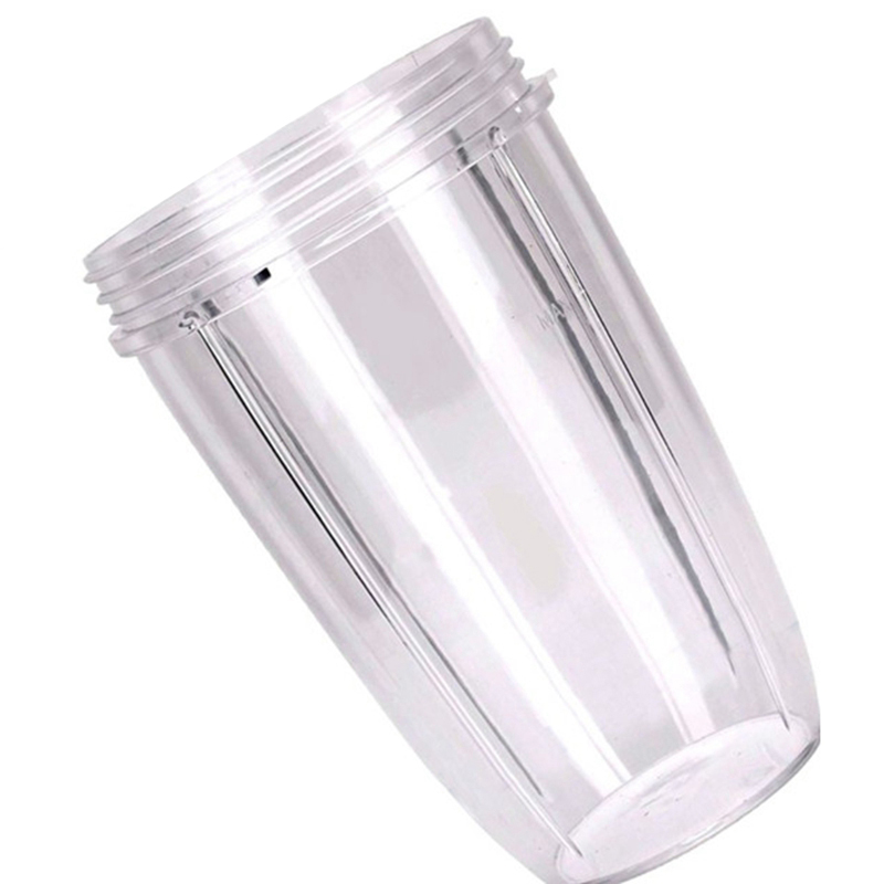 Juicer Cup Mug Clear Replacement For Nutribullet Nutri 32Oz Parts