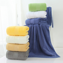 Burst Bath Towel Hotel 80 * 150 cm Thick Cotton