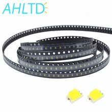 1000pcs/lot 0805 SMD White Red Yellow Green Warm Blue Orange 6000~6500K SMT Led Chip Water Clear LED Light Emitting Diode lamp 200pcs 0805 2012 green light light emitting diode smd led