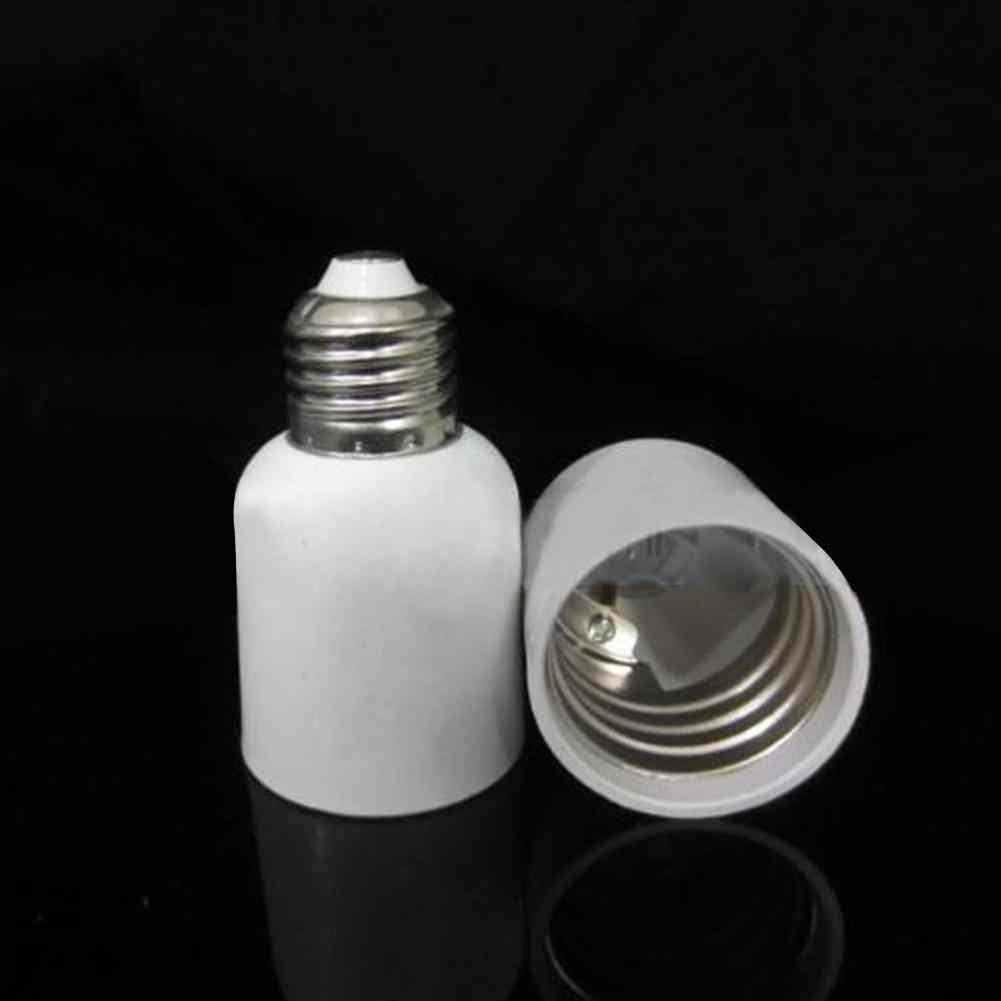 Converter E27 to E40 Lamp Holder Converter Socket Light Bulb Lamp Holder Adapter Plug Extender Led Light