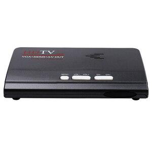 Image 2 - مربع التلفزيون الذكية الولايات المتحدة التوصيل 1080P Hd Dvb T2/T صندوق التلفزيون Hdmi Usb Vga Av موالف استقبال جهاز استقبال رقمي فك التشفير
