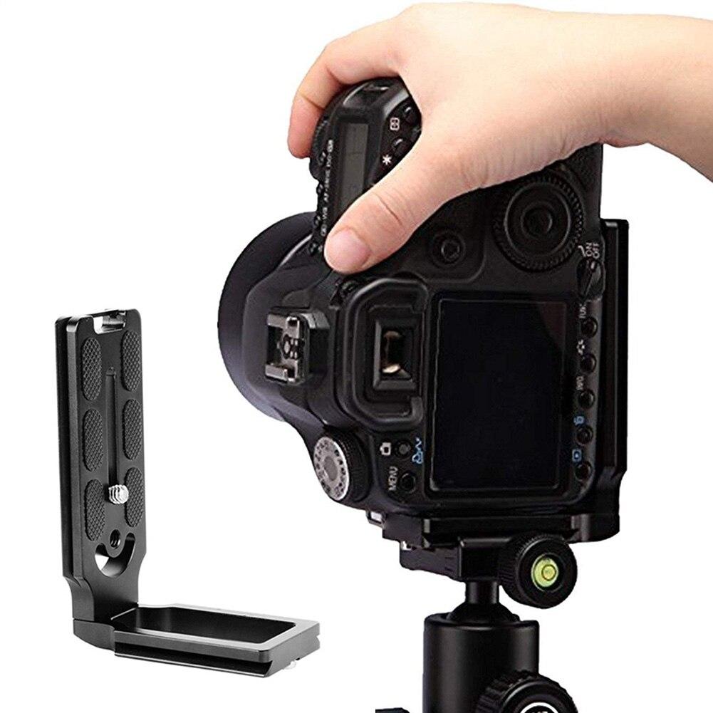 Quick Release L Plate Bracket For Nikon D7500 D7200 D7100 D7000 D5600 D5500 D5300 D5200 D3400 D3300 D750 D500 D4s D5 #1204