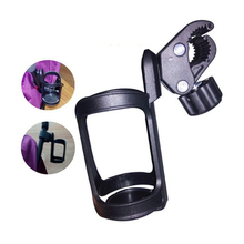 Outdoor Bicycle Drink Holder Universal for Baby Stroller Bottle Holder Rack Wheelchair Motorcycle Water Cup Holder Car Styling bike clip on cup holder drink bottle rack universal baby stroller bicycle wheelchair mounted bracket outdoor water drinking